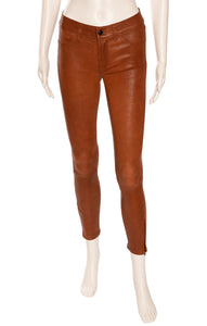 "J Brand Leather pants Size: 25"" waist"