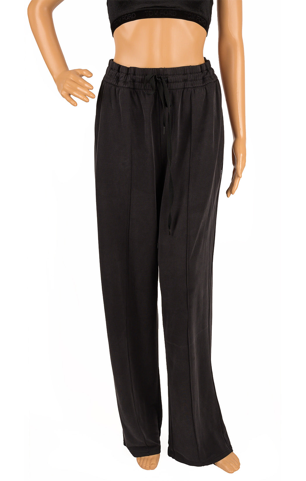 Front view of ALEXANDER WANG Sweatpants Size: no size tags fits like large