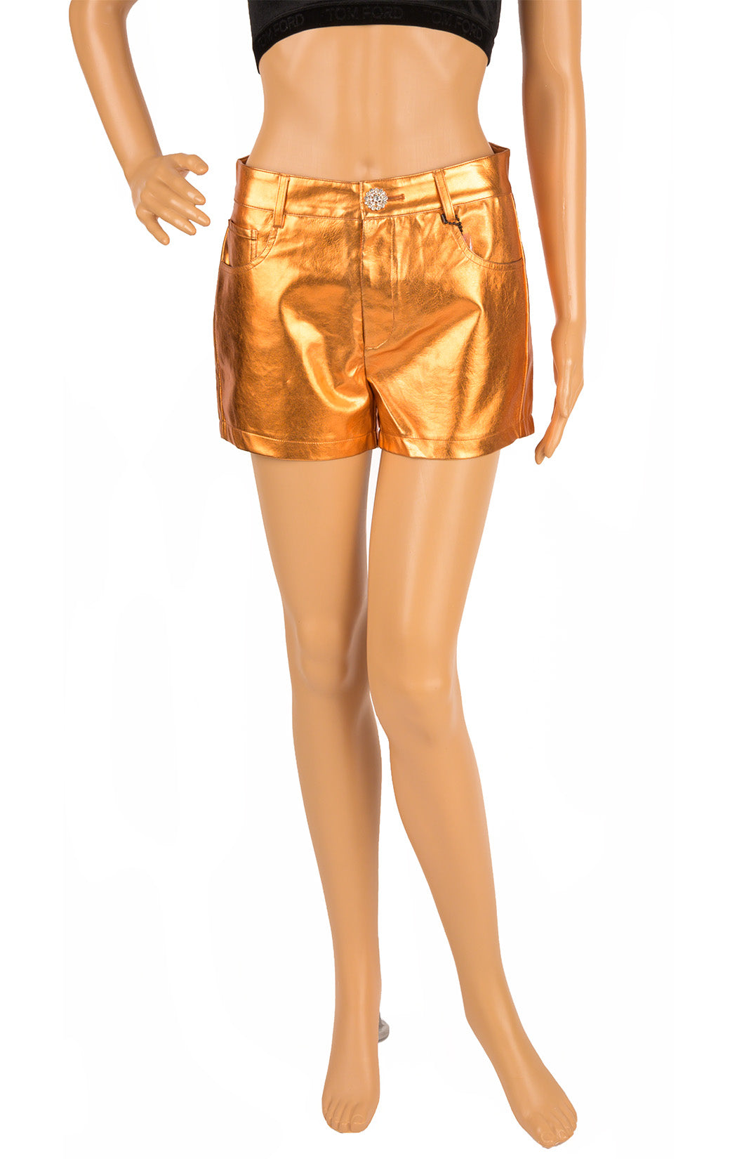 Front view of I AM JENNIFER LE with tags Shorts Size: Small