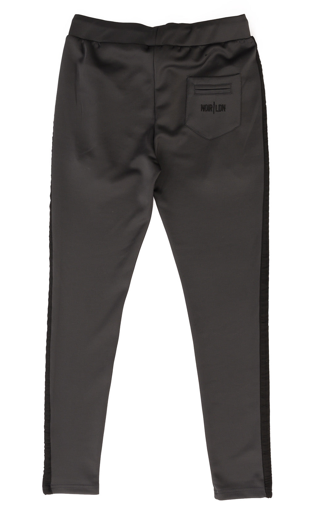 Back view of NOIR LDN with tags Track pant