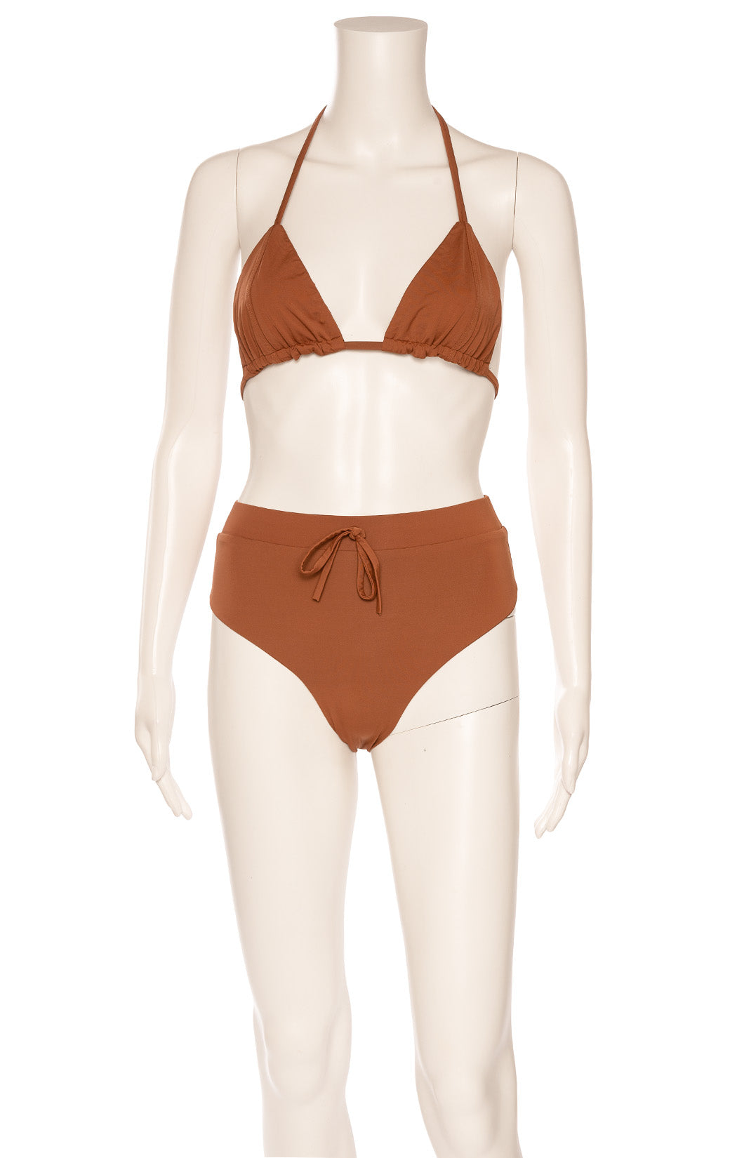 Two piece bathing suit with tags  Size: Medium