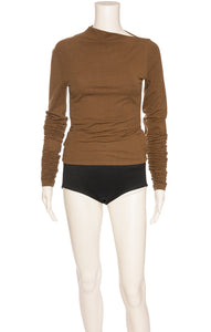 Front view of LEMAIRE Sweater/top Size: Small
