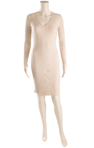 Front view of WOLFORD  Sweater dress Size: Small