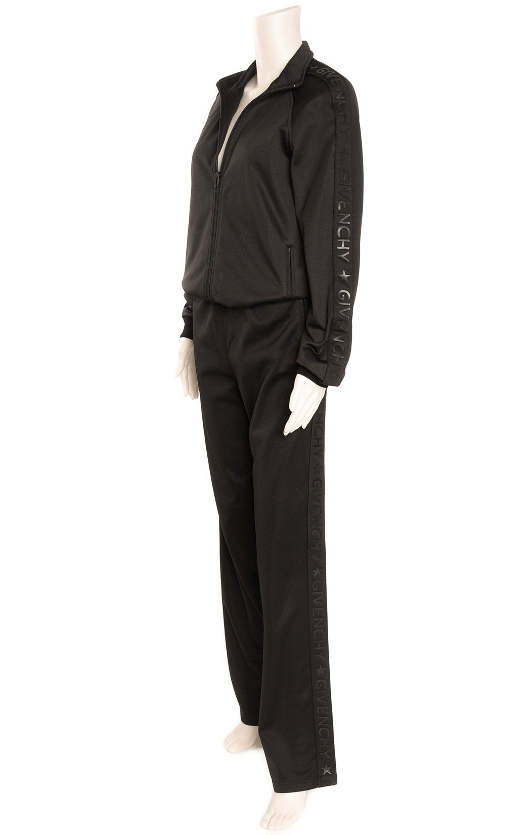 Side view of GIVENCHY Track suit