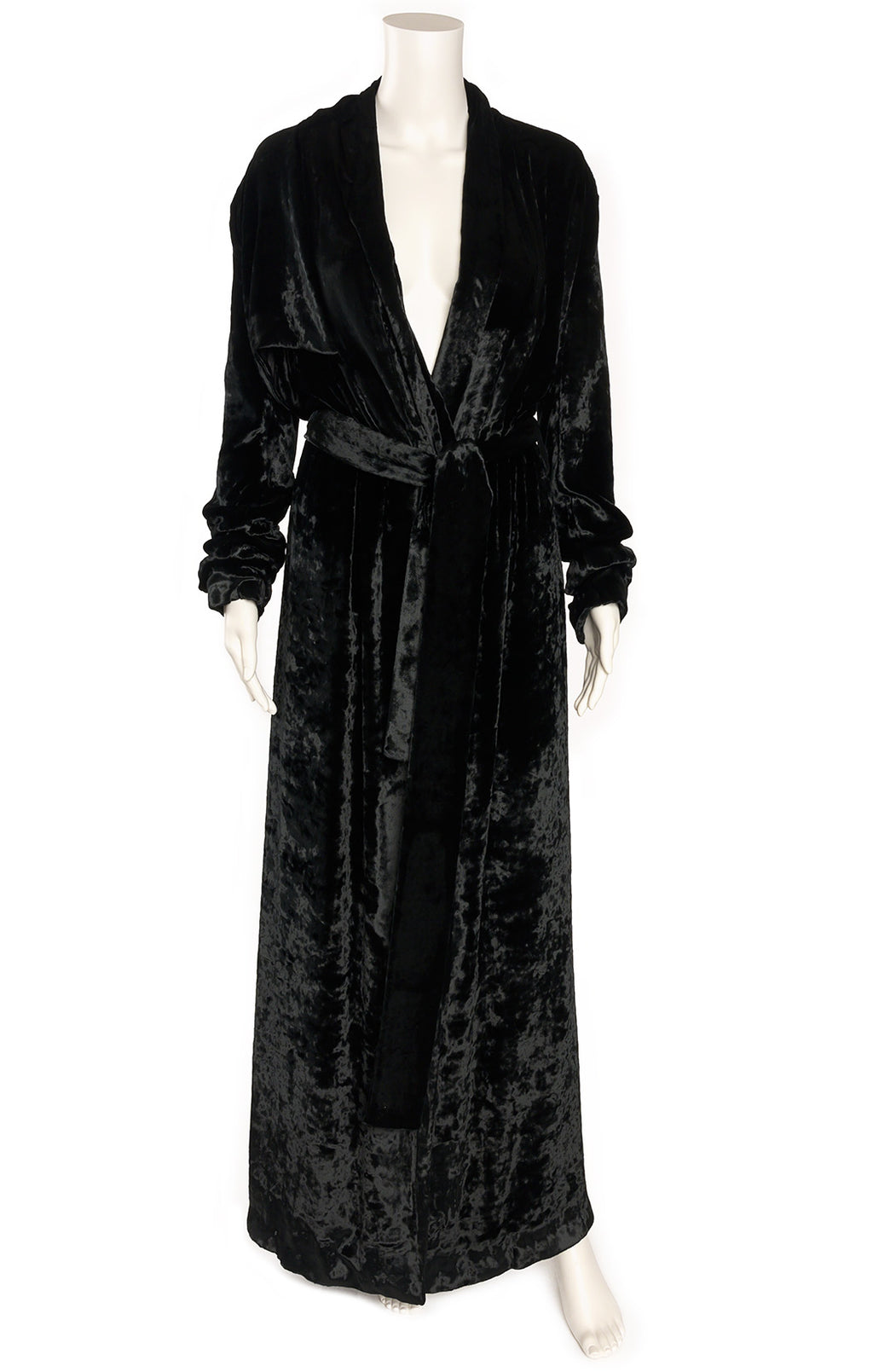 Front view of GALVAN Coat Size: Medium