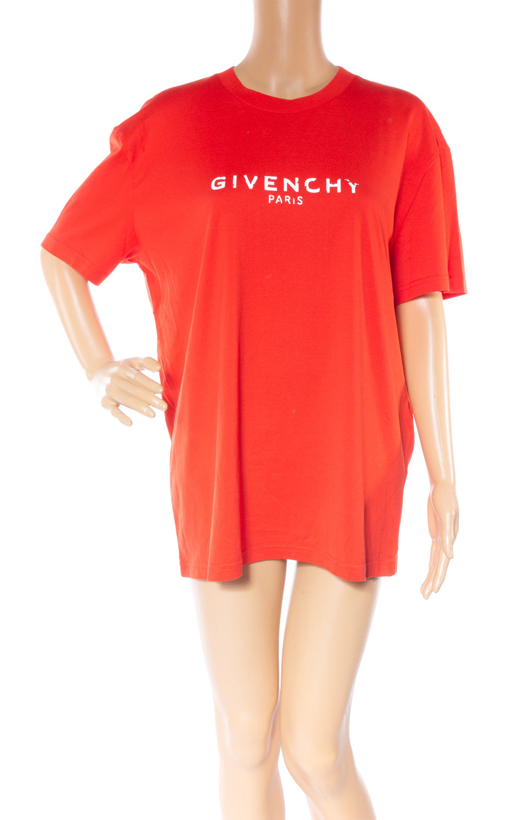 Closeup of GIVENCHY w/tags T-shirt Size: Small