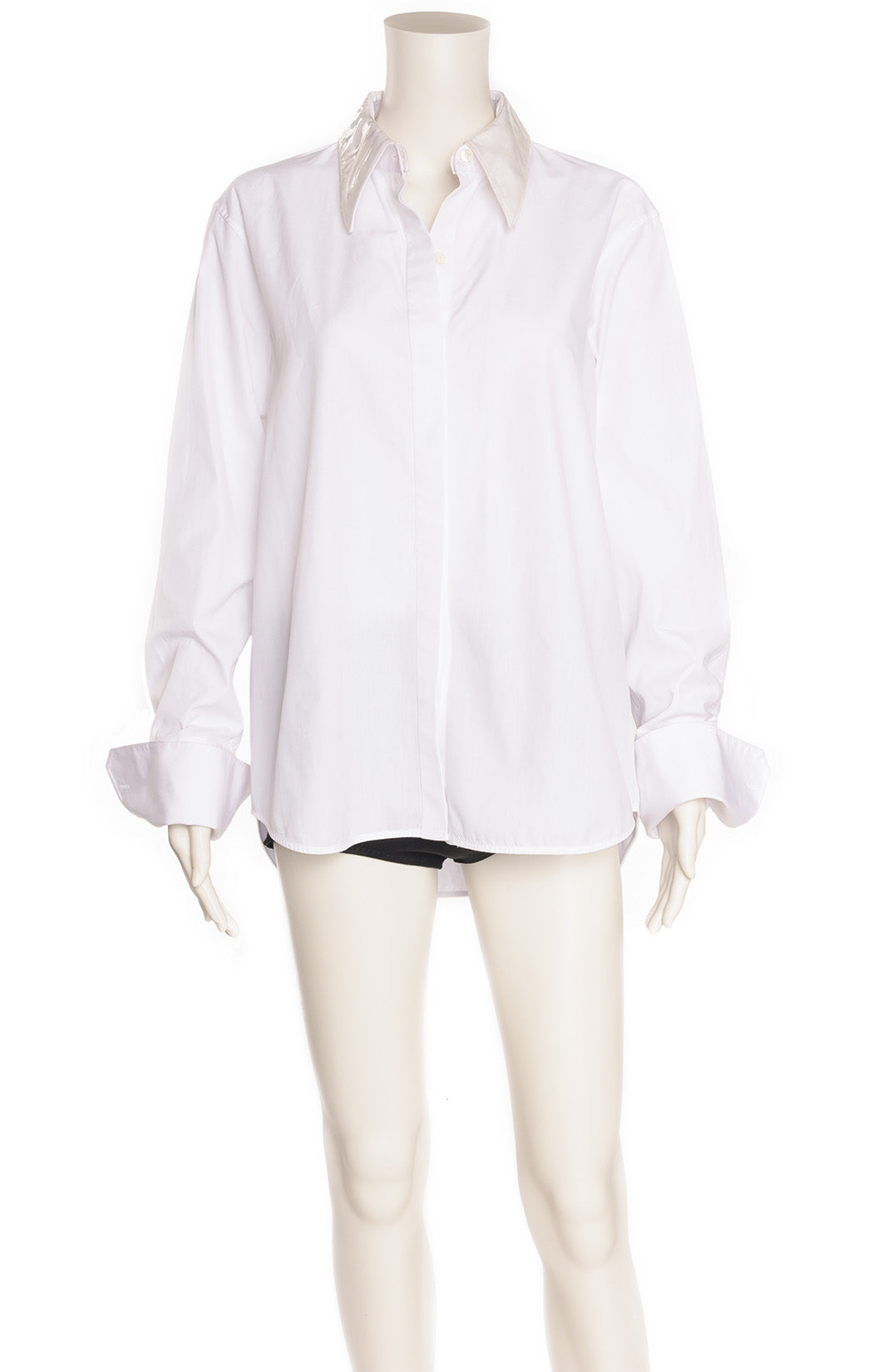Front view of HELMUT LANG Shirt Size: Medium