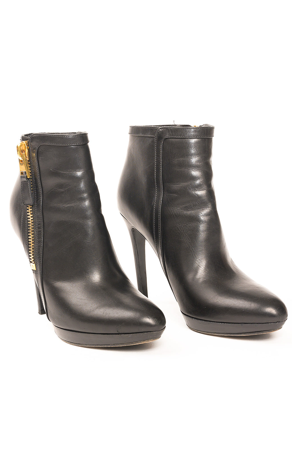 Front view of TOM FORD Ankle boot Size: 39/9