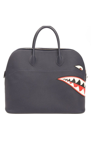 Back view of HERMES (SHARK BOLIDE) Handbag