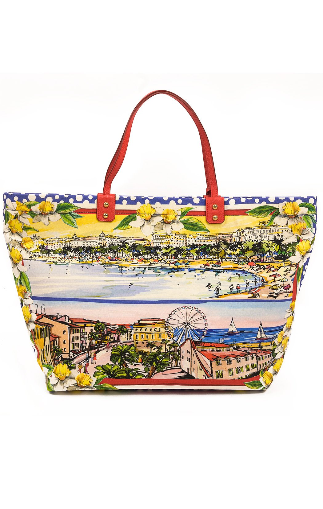 Back view of DOLCE & GABBANA Tote