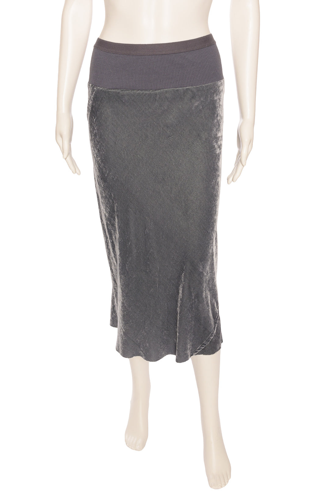 Front view of RICK OWENS  Skirt Size: no tags fits like Small