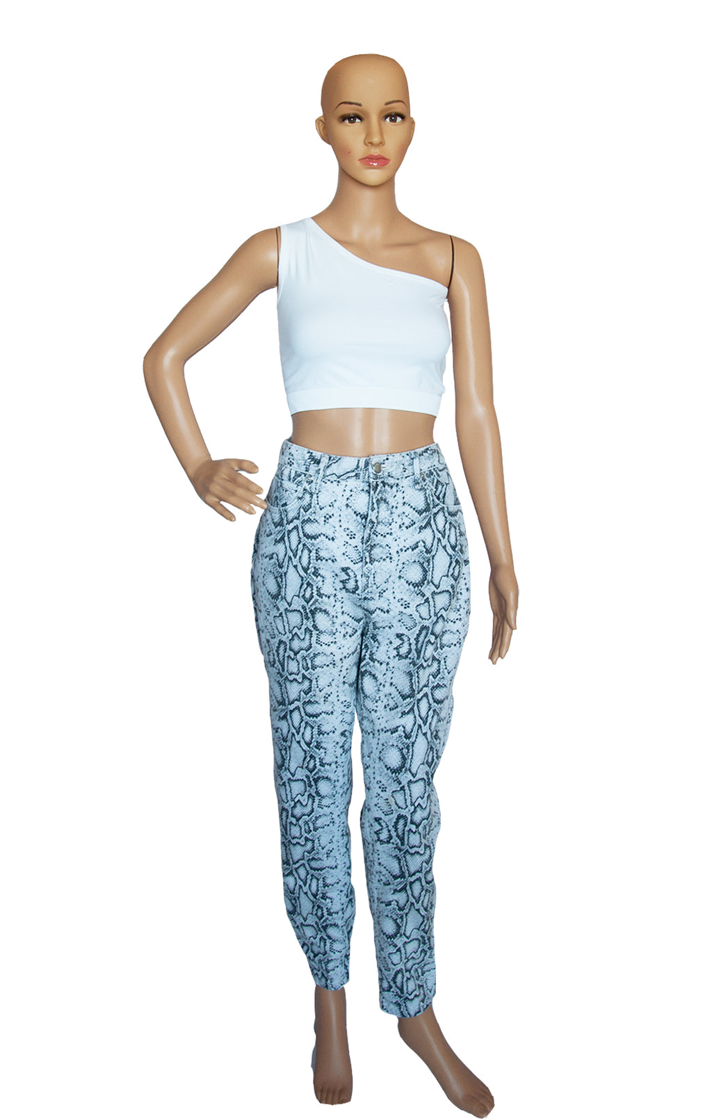 Front view of ALEXANDER WANG Pants Size: Waist 30 in