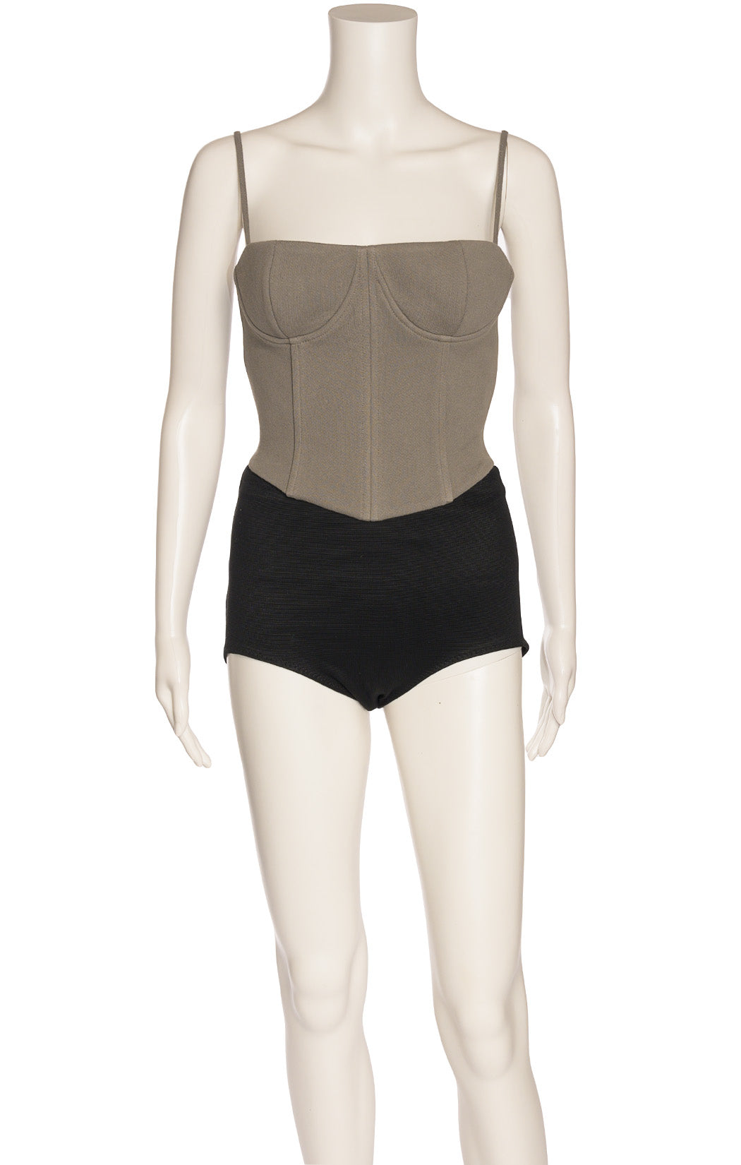 Front view of ARTICA ARBOX Corset/top Size: Small