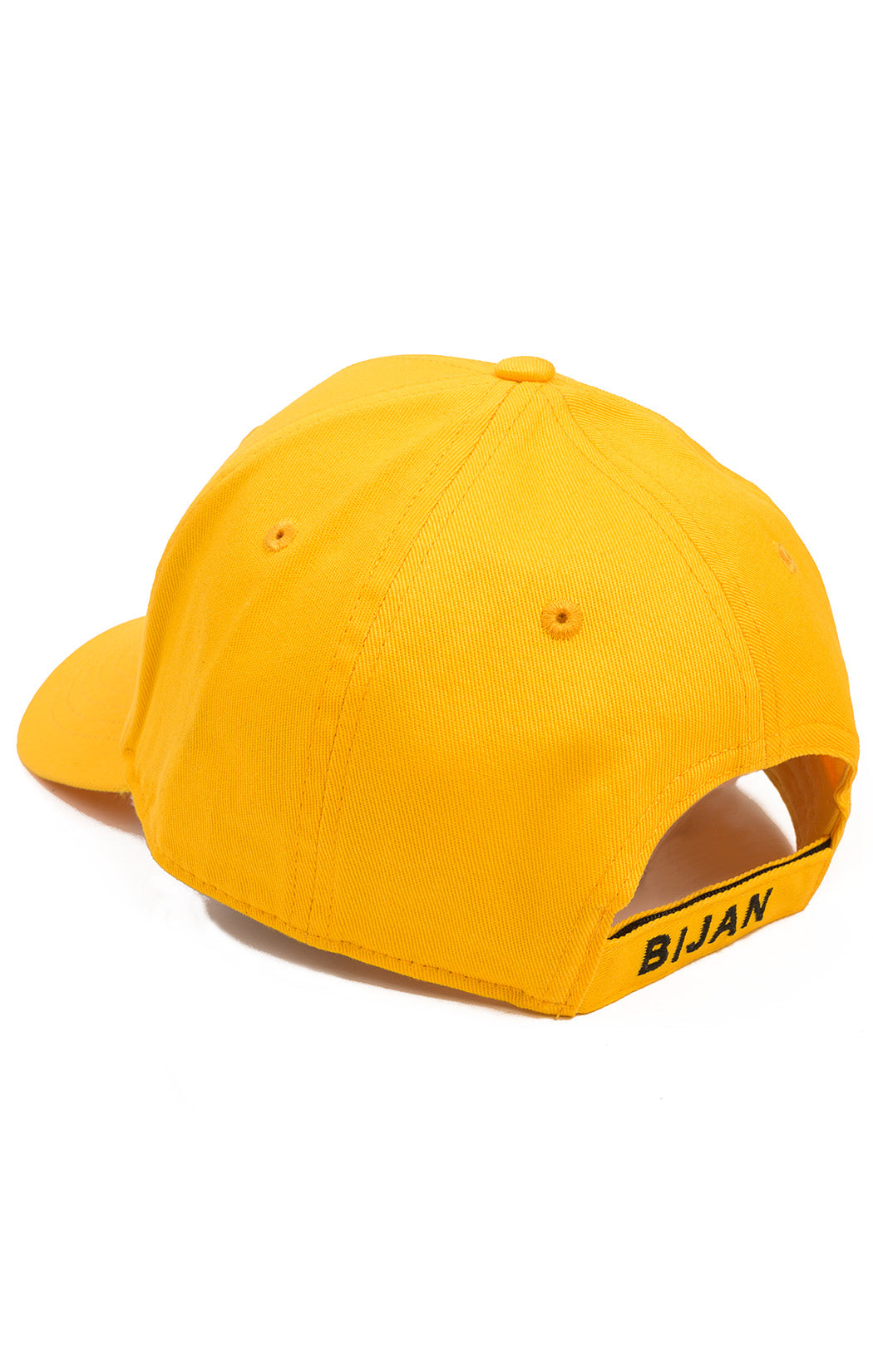 Back view of BIJAN Baseball hat