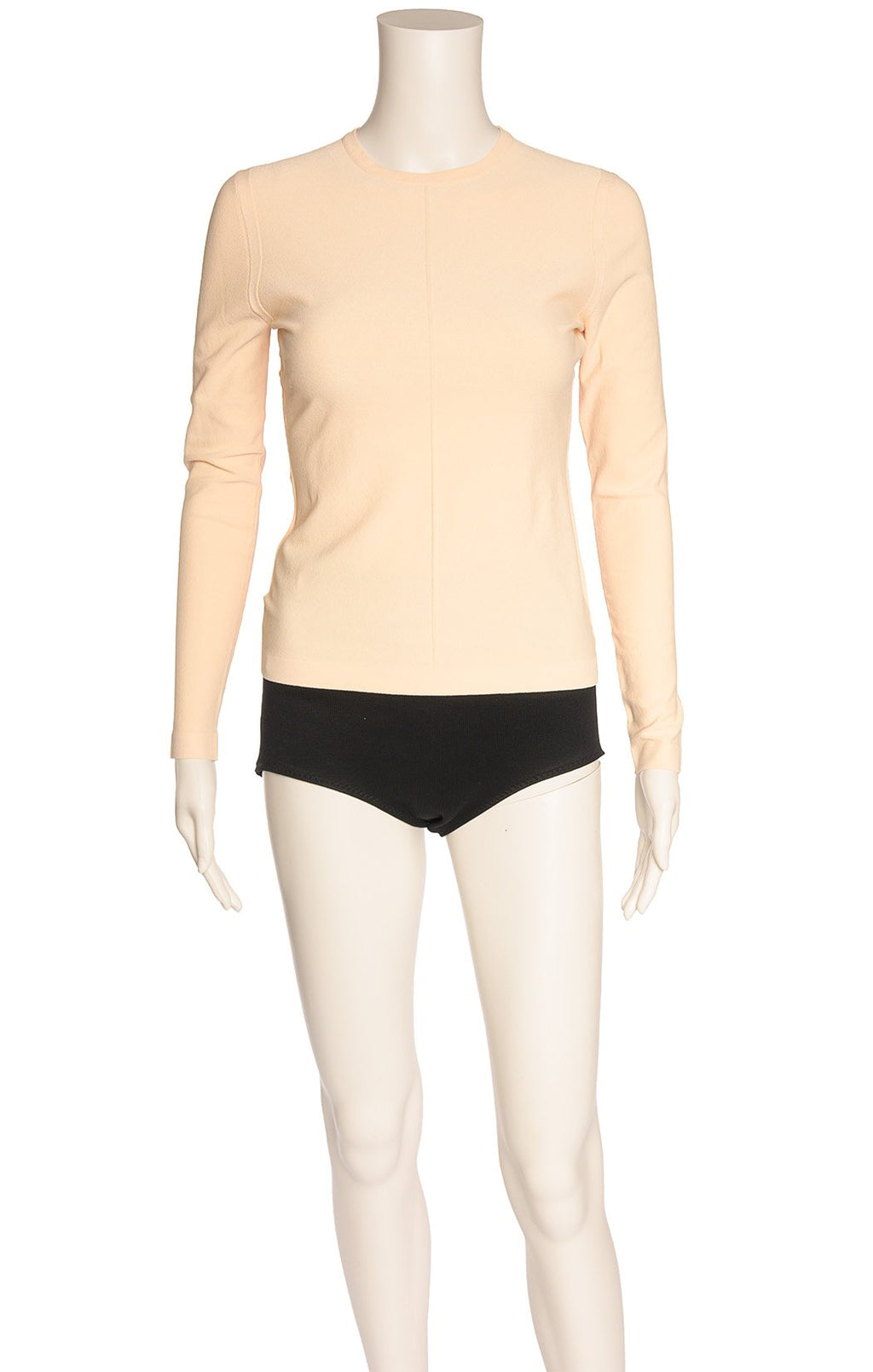 Front view of NARCISO RODRIGUEZ  Top Size: IT 42 (comparable to US Medium)