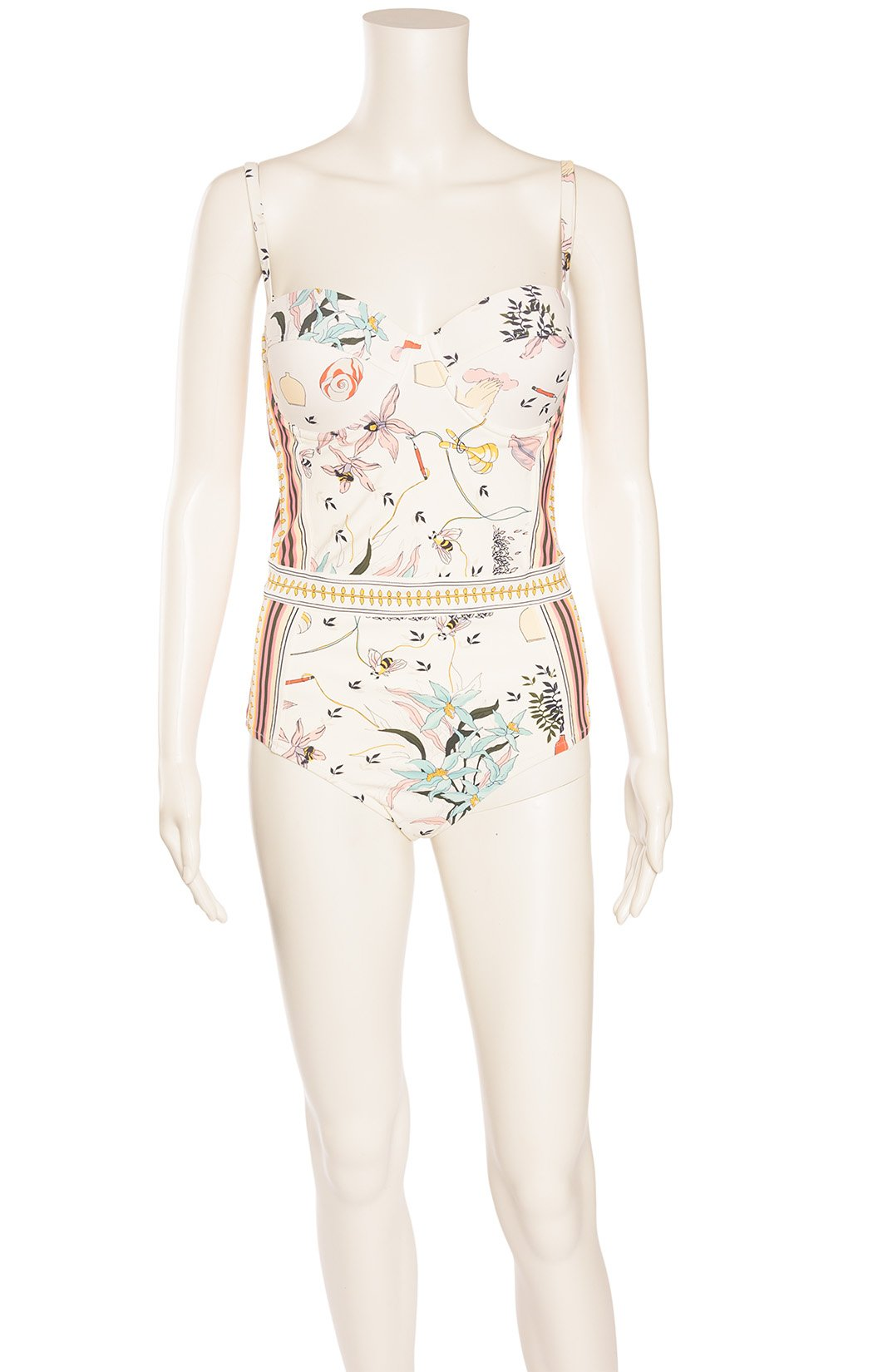 Front view of TORY BURCH with tags Bathing suit