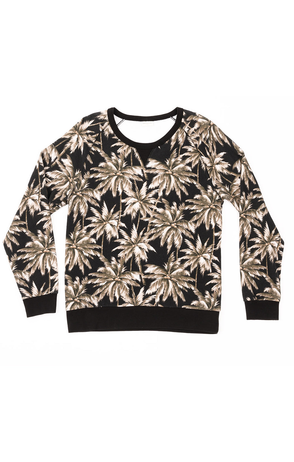 Front view of DRIES VAN NOTEN Sweatshirt  Size: Large