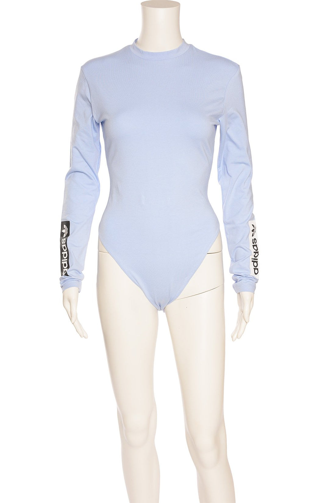 Front view of ADIDAS with tags Bodysuit Size: Medium