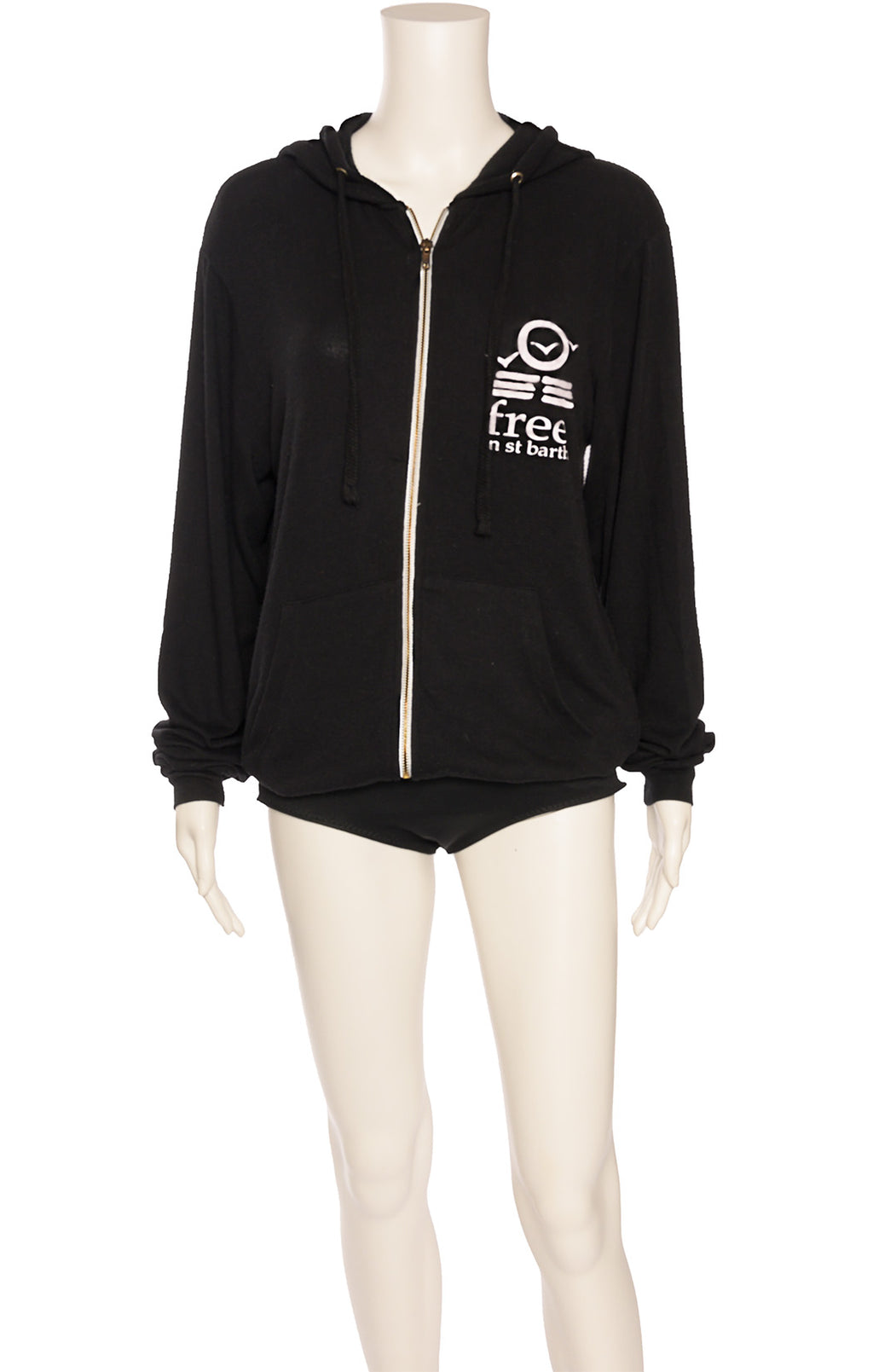 Front view of FREE in ST BARTH Sweatshirt  Size: Small