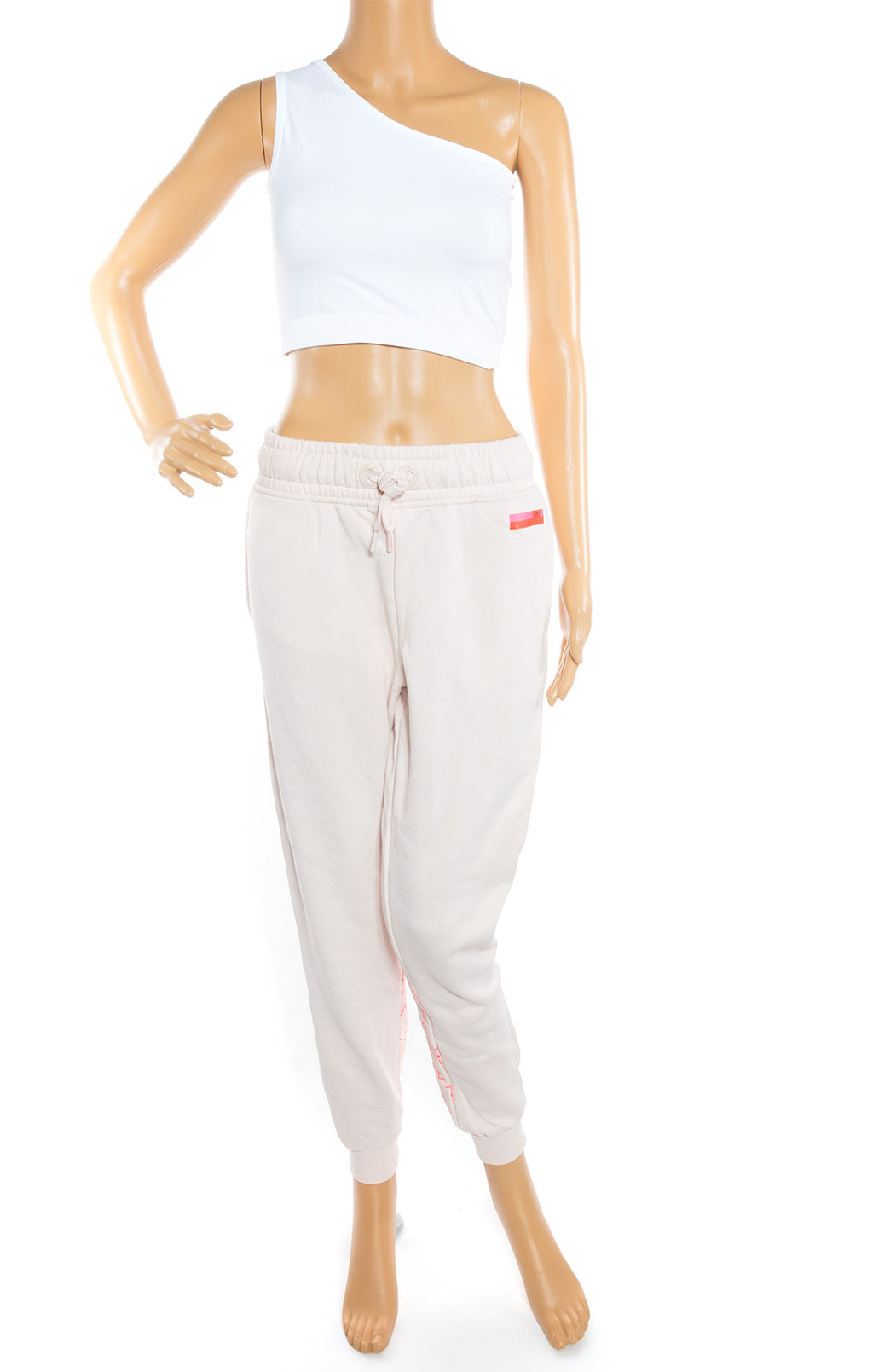 Front view of STELLA SPORT for ADIDAS w/tags Sweatpant Size: Small