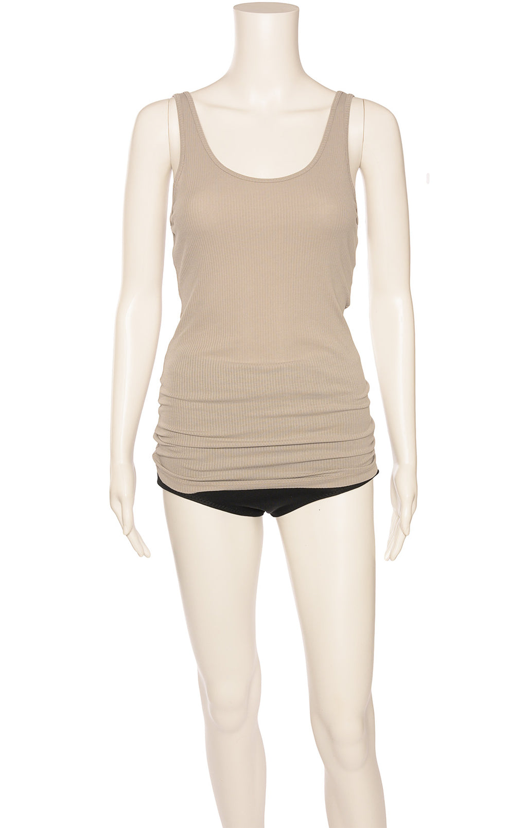 Front view of JAMES PERSE with tags Tank top Size: medium
