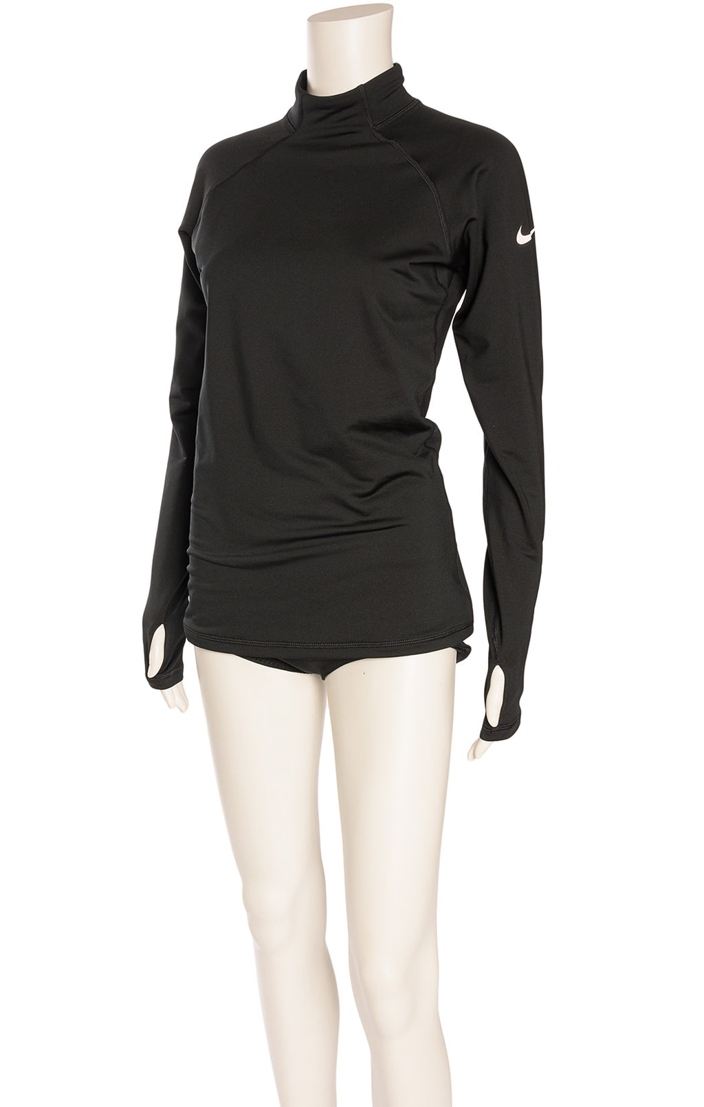 Front view of NIKE Top Size: Medium