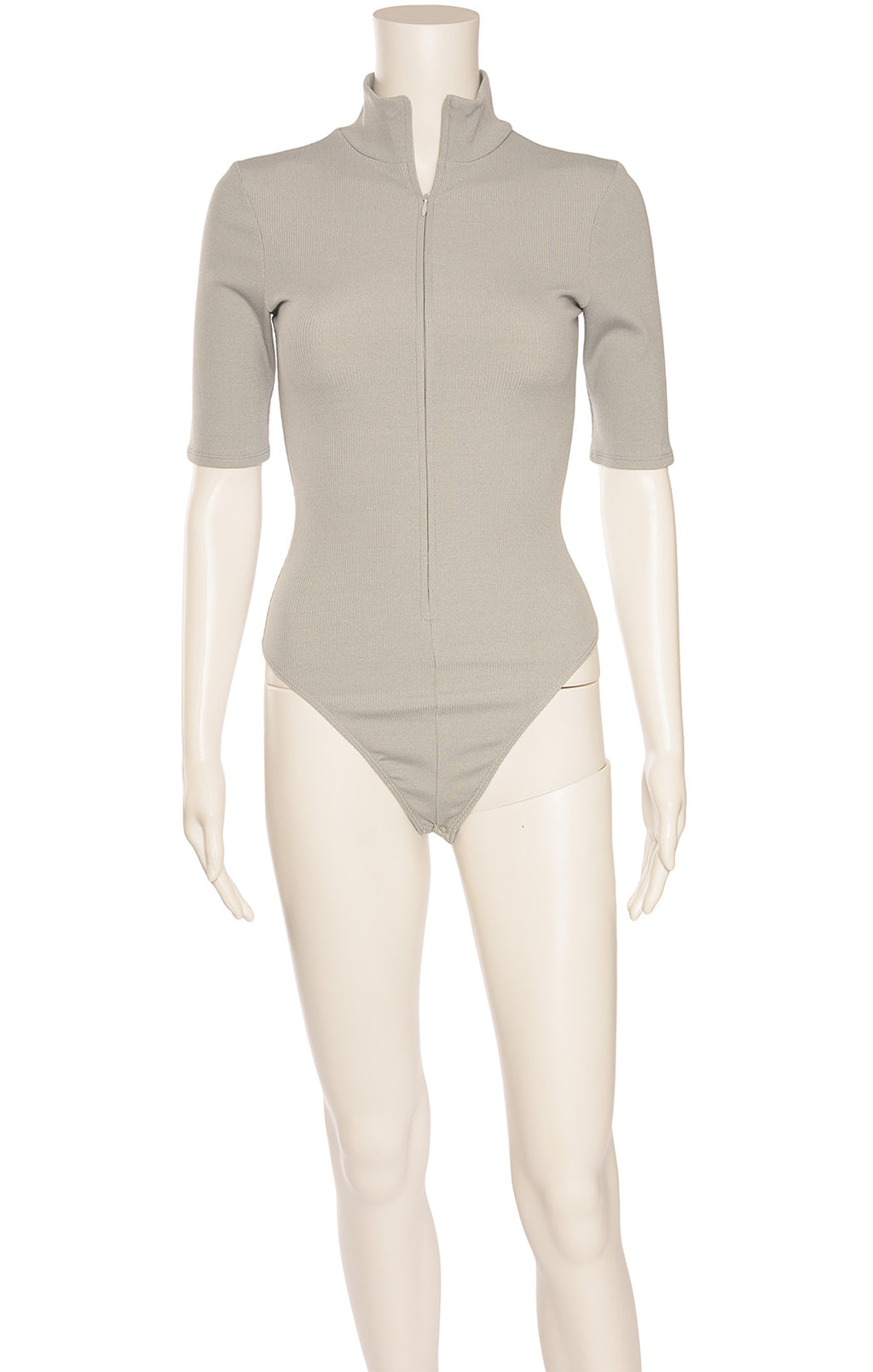 Front view of GOOD AMERICAN  Bodysuit Size: Small - Medium