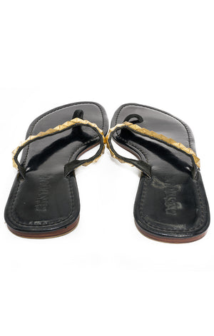 Back view of MYSTIQUE Sandals