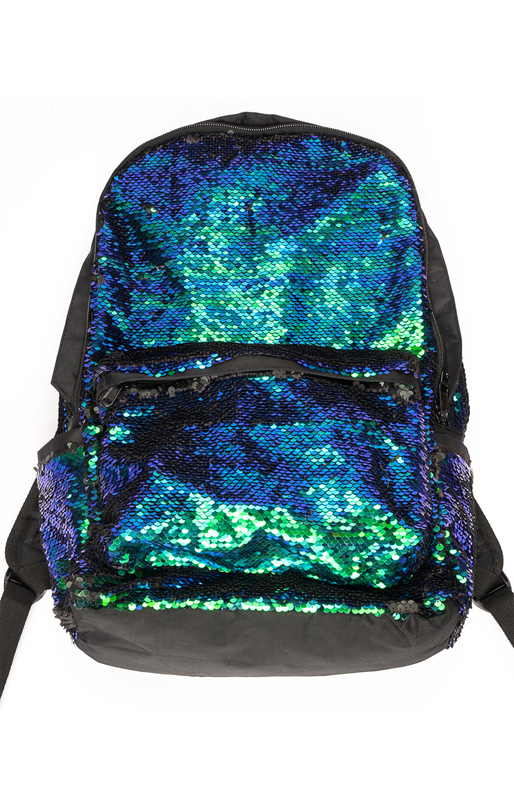 "Front view of NO NAME  Backpack Size: 12"" W x 17"" H x 5"" D"