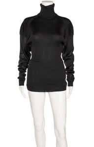 Front view of BOTTEGA VENETA with tags Sweater Size: IT 42 (comparable to US 6)