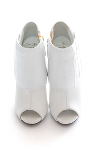Front view of GUISEPPE ZANOTTI Ankle boot Size: 9.5