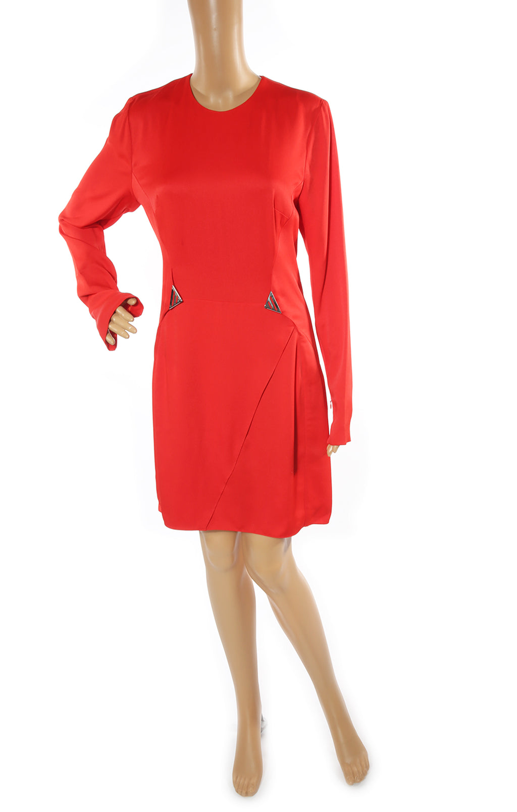 Front view of MUGLER Dress Size: FR 40 (US 8)