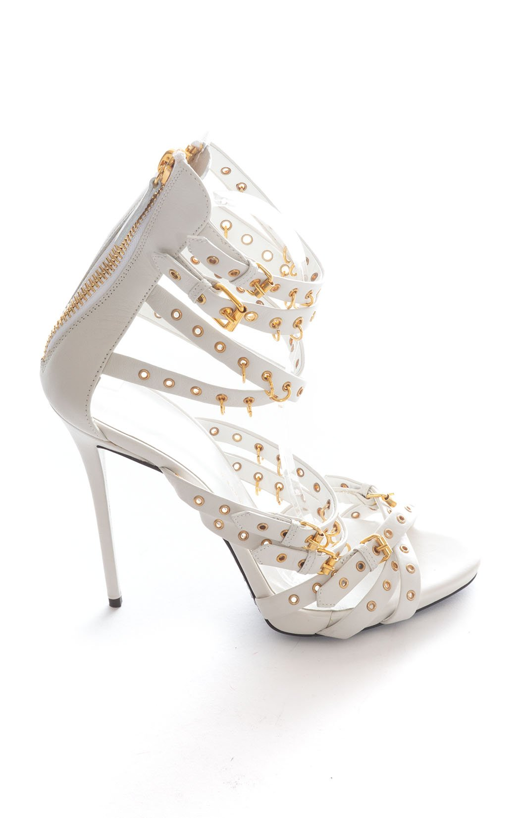 Side view of GUISEPPE ZANOTTI Sandal