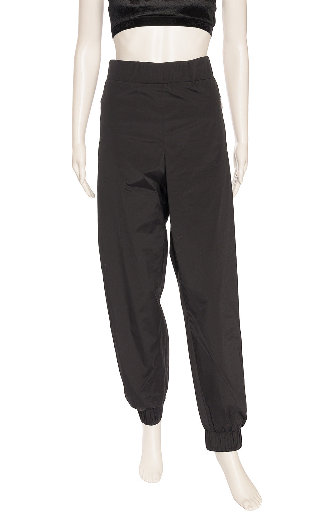 Front view of FENDI Sweatpants Size: IT 46 (comparable to US 8-10)