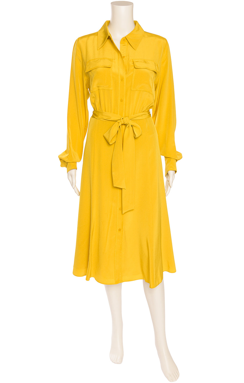 Front view DIANE VON FURSTENBERG with tags Dress Size: Medium