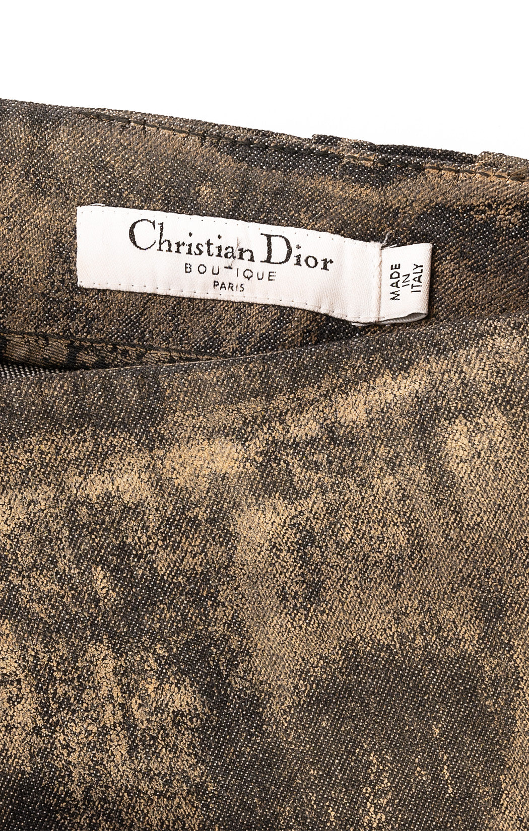 CHRISTIAN DIOR Skirt Size: 6