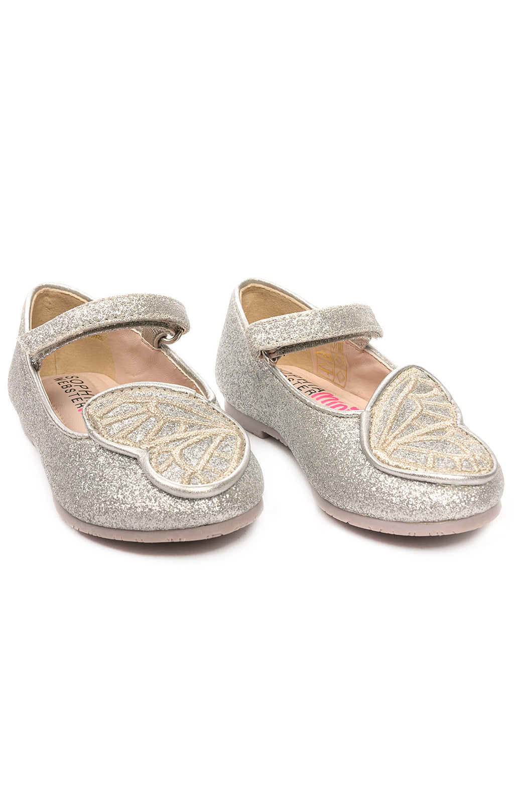 Front view of SOPHIA WEBSTER Shoes Size: 21 months