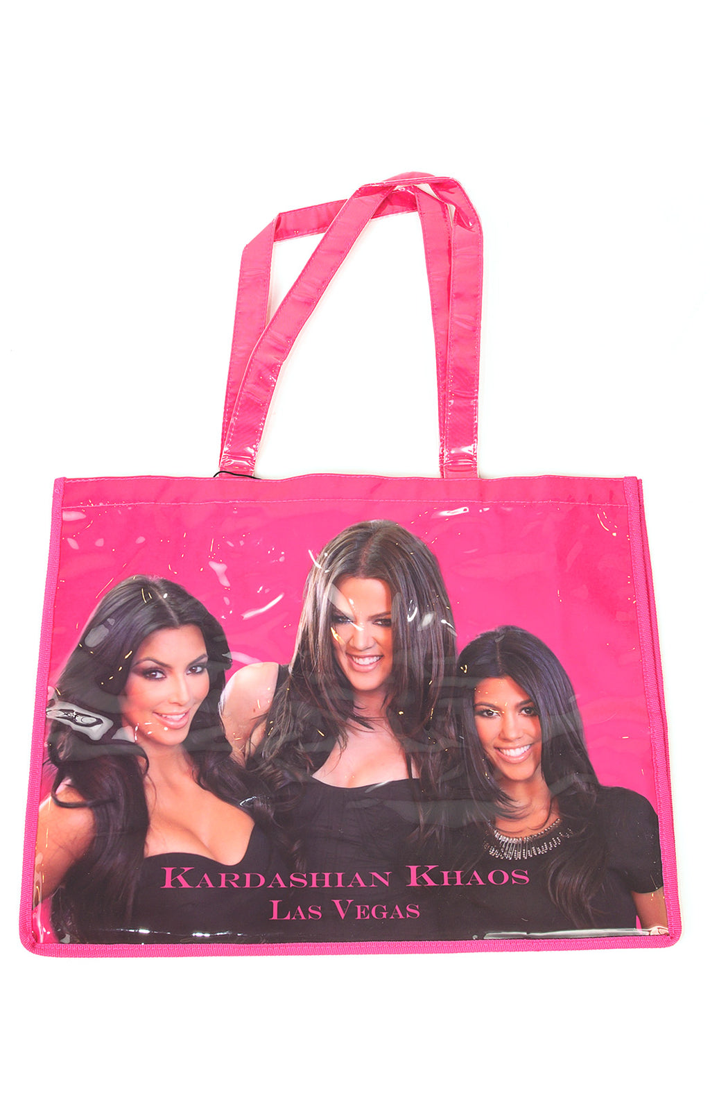 View of KARDASHIAN KHAOS Tote Size: Large