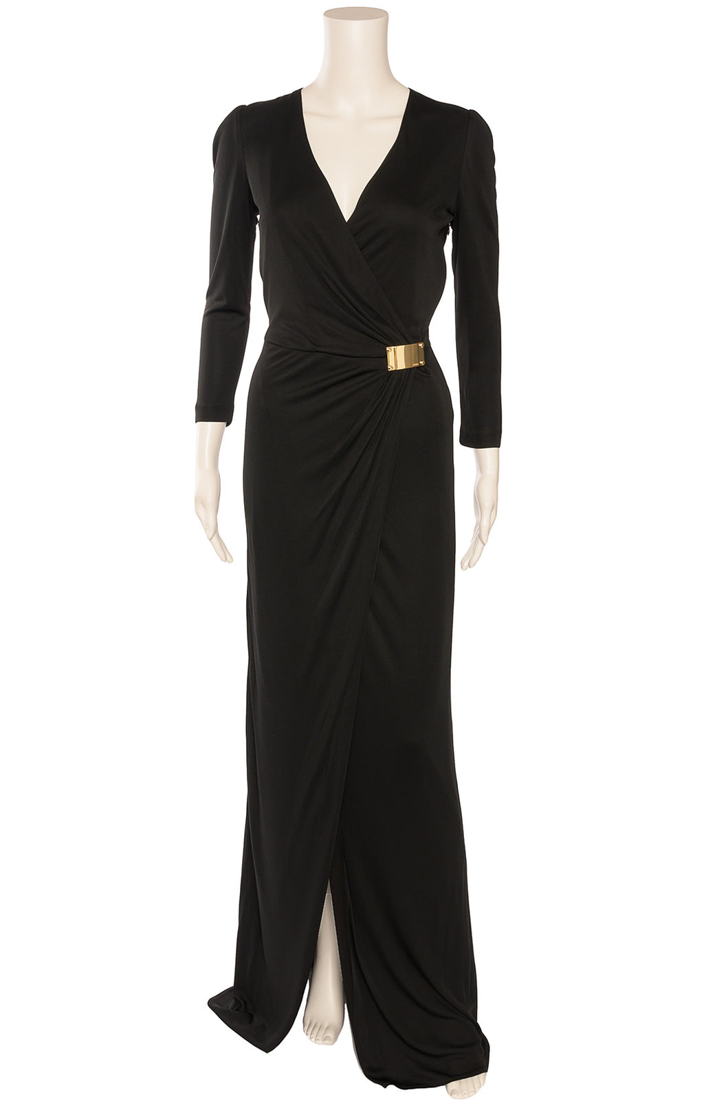 Front view of EMILIO PUCCI Long dress Size: 8