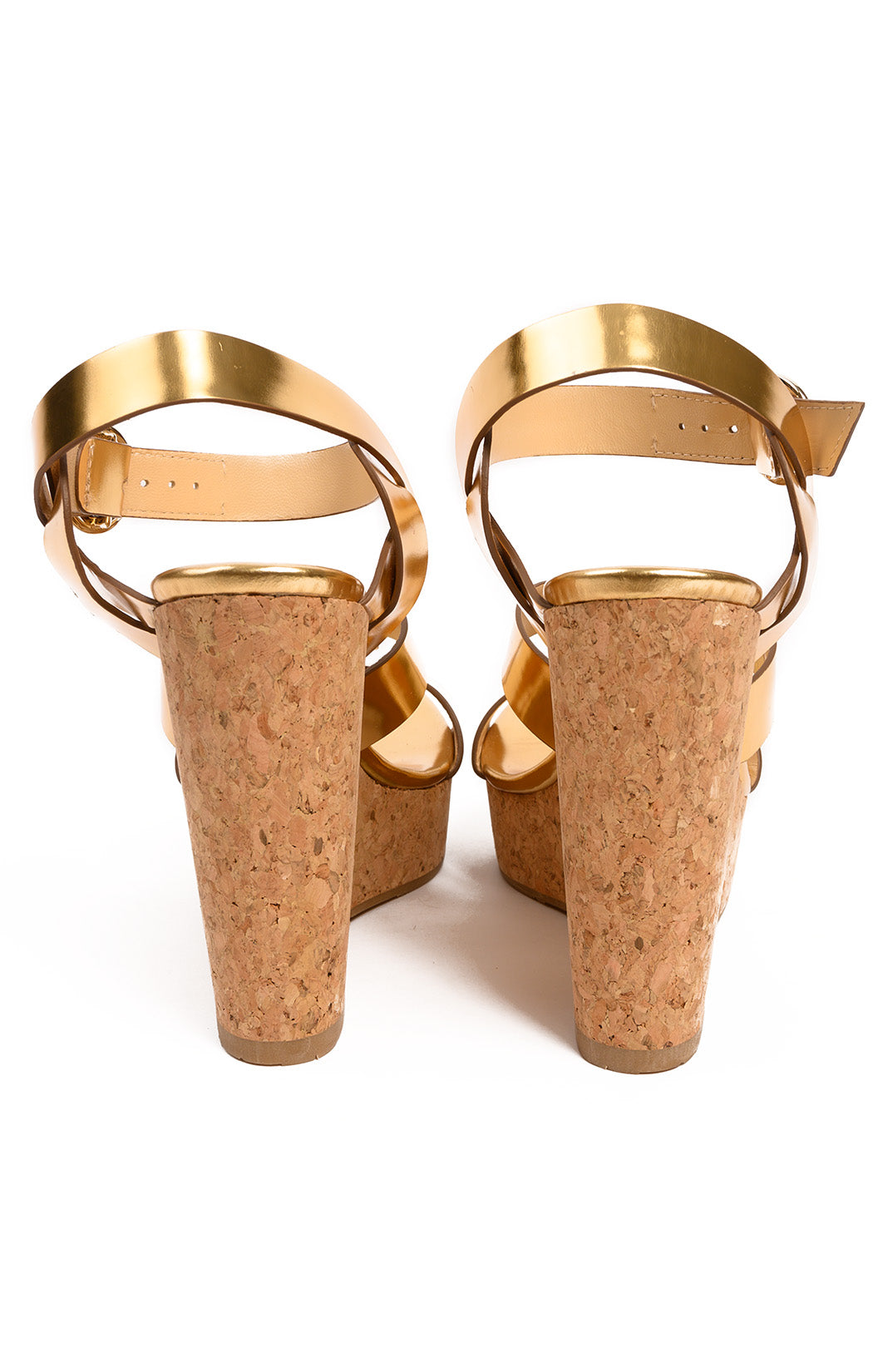 Back view of JIMMY CHOO Sandals
