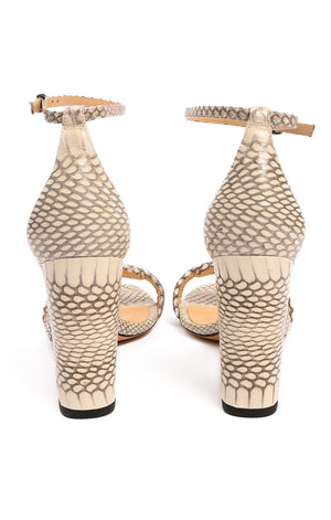 Back view of ALEXANDRE BIRMAN Sandals