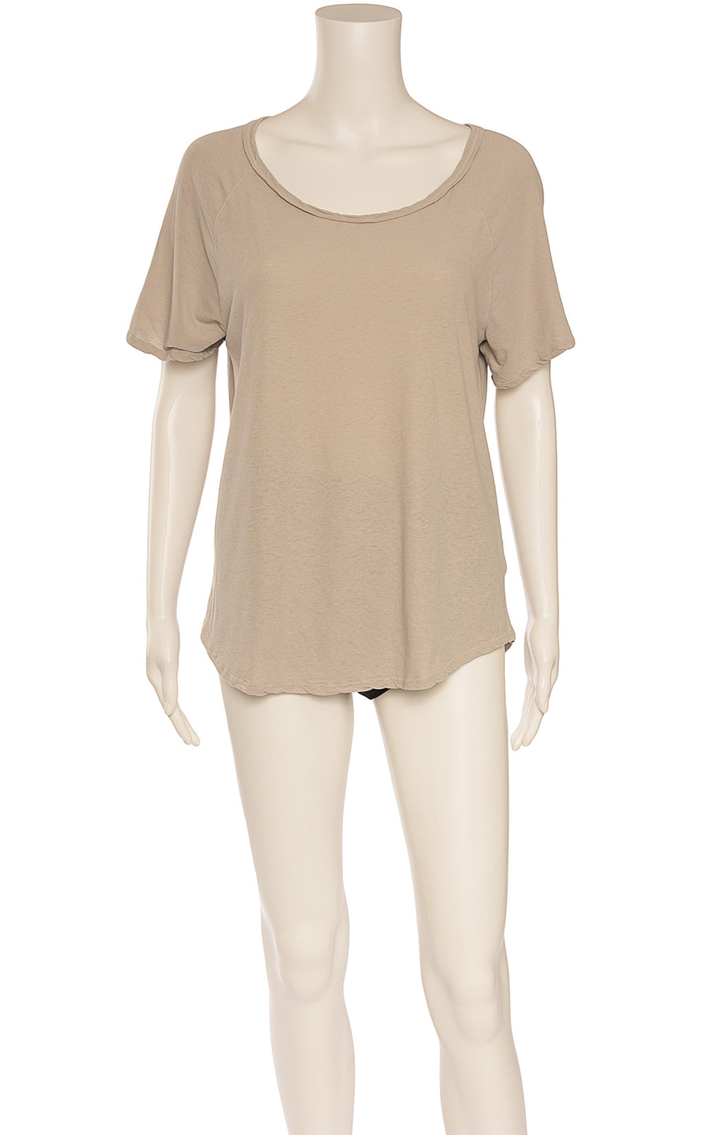 Front view of JAMES PERSE T Shirt Size: Medium