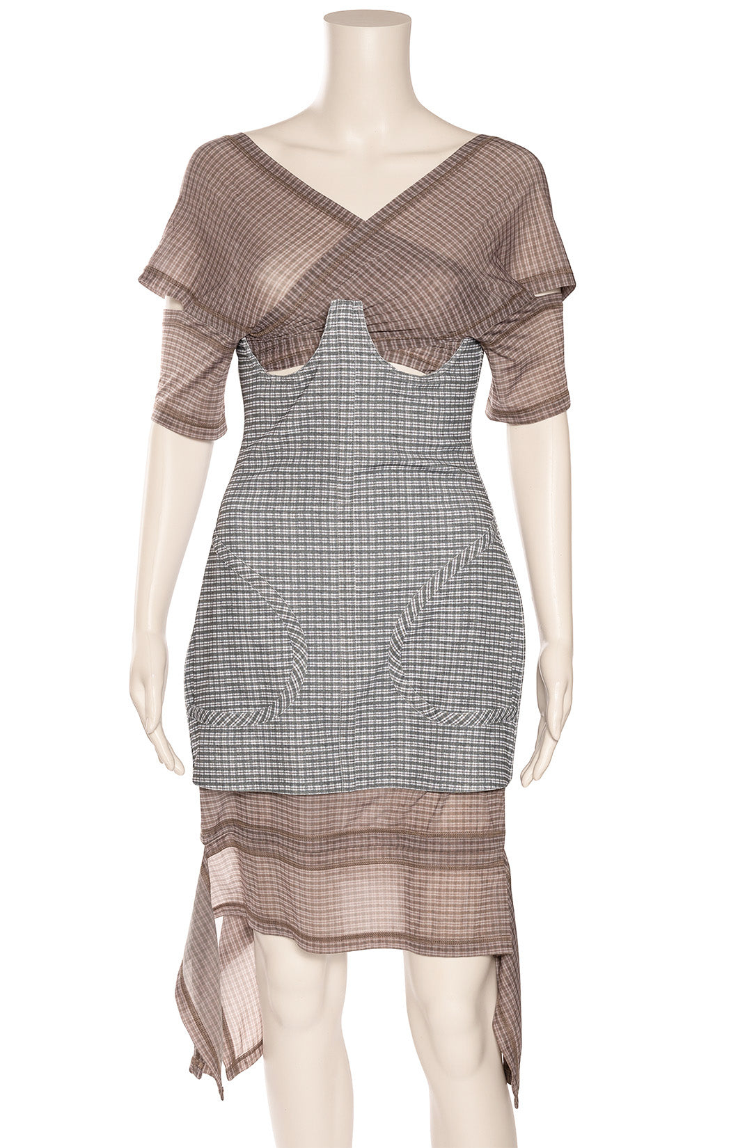 CHAROLETTE KNOWLES  Dress Size: Medium