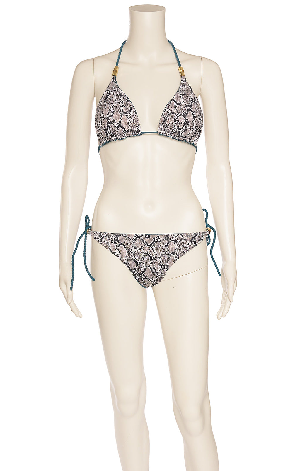 Front view of HEIDI KLEIN with tags Bikini  Size: Large