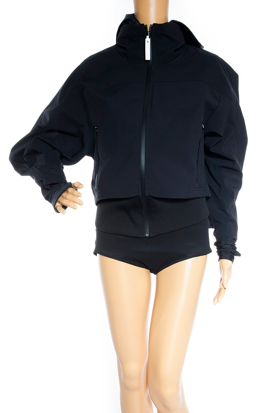 Closeup of STELLA McCARTNEY for ADIDAS Jacket Size: Small