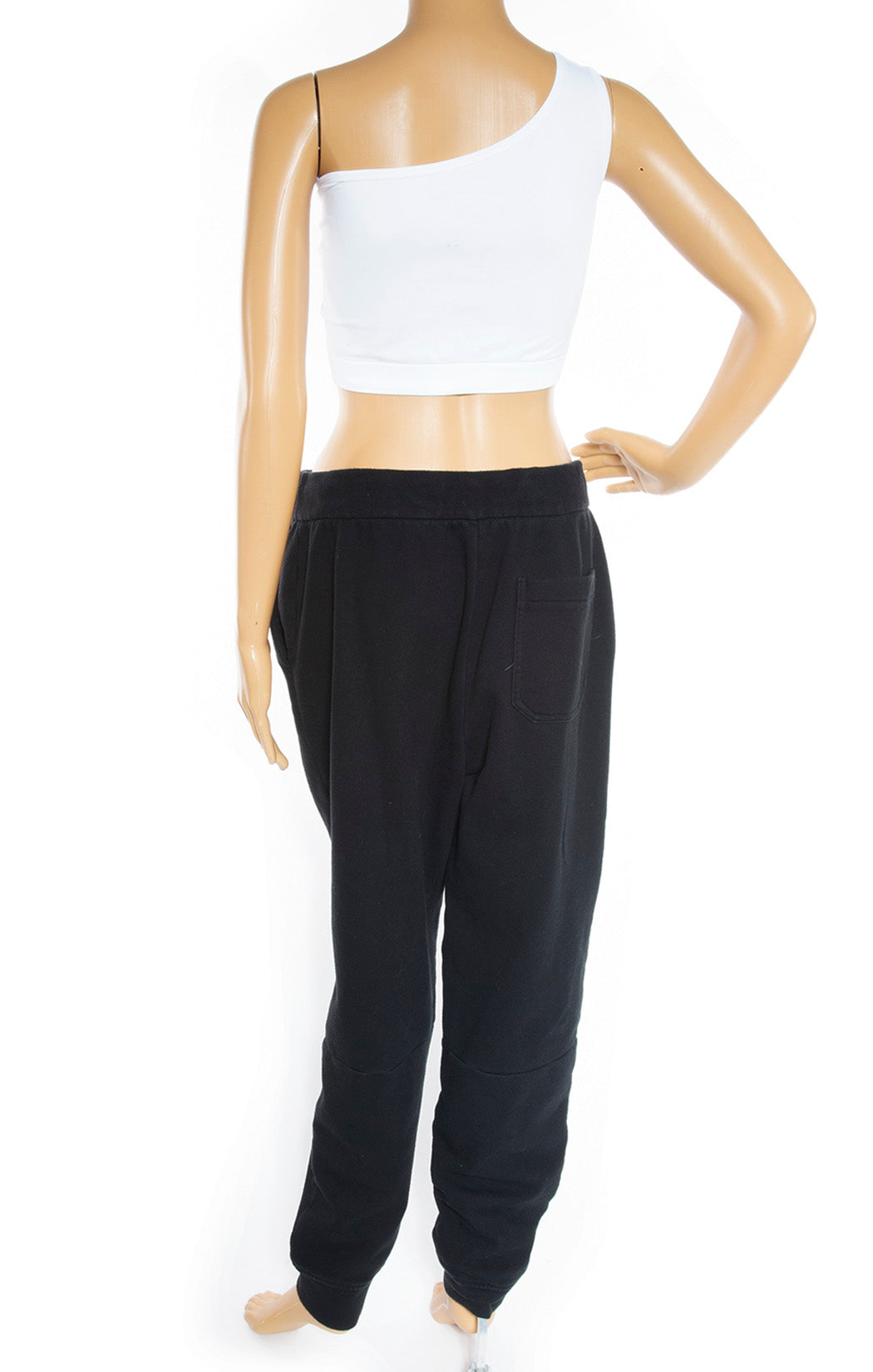 Back view of T by ALEXANDER WANG Sweatpants