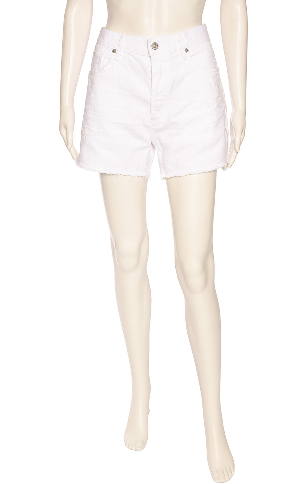 "Front view of CITIZENS OF HUMANITY Shorts Size: 30"" W"