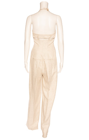 JACQUEMUS  Jumpsuit  Size: FR 40 (comparable to US 6-8)