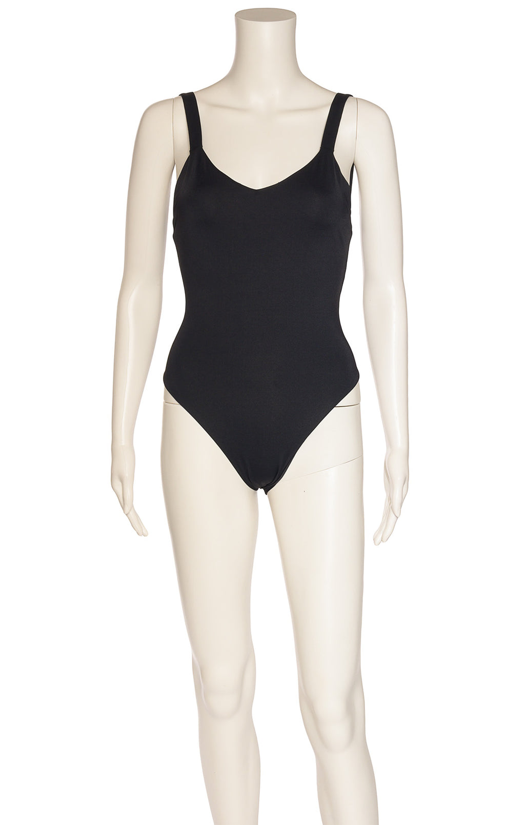 Front view of VITAMIN A One piece bathing suit Size: Large