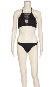 Front view of MELISSA ODABASH with tags Bikini Size: 4